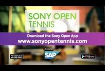 Sony Open Tennis 2013 Youtube Channel  / by #SonyOpenTennis