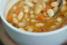 Fall/winter recipes