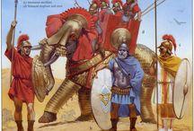 Evo Antico - Persiani, Seleucidi e Parti