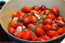 Tomatinhos confitados