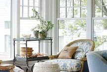 Sunrooms / by Colleen Andrews