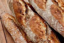 Brot super für Burg