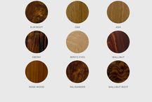 Mapswonders Materials & Finishes