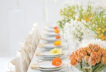 Photography - table settings
