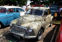 Carros Ingleses / English Cars