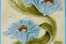 викторианская орнамент