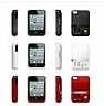 NEW I ALFONE PHONE 4S(Battery chager+Case + speaker