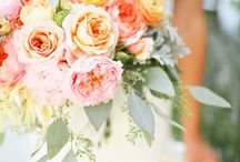 Ms. Peach Plus Spring Wedding Inspo