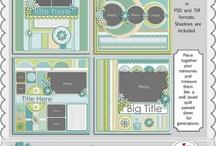 Paper Crafts - SB - Templates