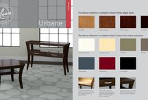 URBANE / As the name implies, Urbane is elegant and sophisticated, impeccably styled yet inviting and functional.