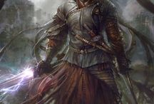 Fantasy characters - Male