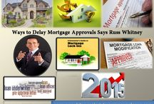 Ways to Delay Mortgage Approvals / One of the hardest part of getting a mortgage is interpreting advice from all the parties involved.When a seller accepts your offer, you're in contract to buy your home and ready to lock a rate for your mortgage.