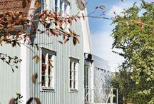 Fönster Fasad