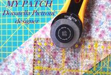 ♥My Patch♥ / I miei lavori di patchwork