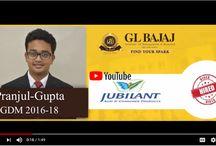 Classroom to Corporate: Success Story of Pranjul Gupta  PGDM 2016-18 Batch