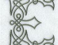 celtyckie wzory