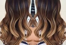 Hair to show Jacquie / by Kaitlyn Elizabeth