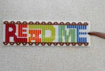 cross stitch bookmarks 2