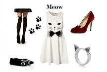 Cat inspired Fashion & Accessories