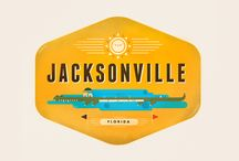 Jacksonville Florida - we call it home! / We have been in Jacksonville since 1985 - The beaches consist of Mayport - Atlantic Bch - Neptune Bch - Jacksonville Bch - Ponte Vedra Bch... Jacksonville is the largest land mass city but this is home! / by Ava Berry