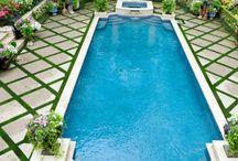 Landscaping / Poolside