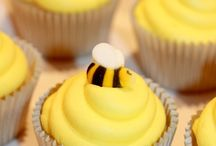 bee baby party