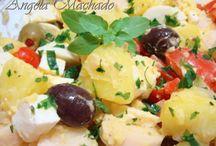 Saladas delicias