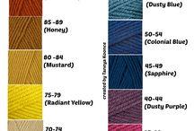 temperature colours