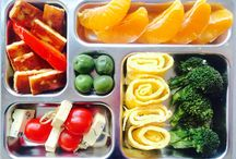LUNCH BOXES - REAL FOOD/PALEO CLEAN EATING / Kid friendly lunch boxes that are paleo, primal, allergy friendly, real food, or clean eating!
