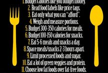 Calorie counting challenge