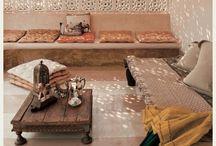 living rooms / by Lakshmi Arvind