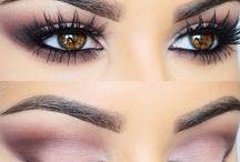 OMG Eye makeup OMG