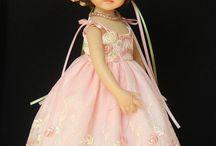 bonecas inspirações