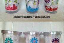 Tumblers & cups