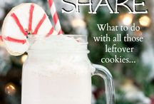 My Milkshakes - My Yard / Shaking it up!  Check out my I Scream board for ice cream ideas!