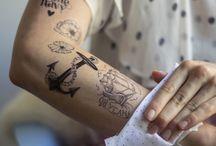 tattooed boy