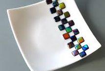 Ceramic glass fusion