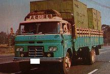 ISUZU Classic Japan Truck 50's ~ 70's