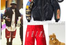Worn by Celebrities.