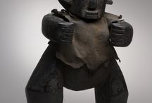 "africanart / african art mask and sculpture; nigeria, tanzania, westafrica, congo from the gallery ""africanart-treasures.de ,hamburg"