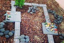 [przedszkole] ogród