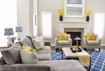 Mom and Dad's Redecorate / Ideas for redecorating with updated colors