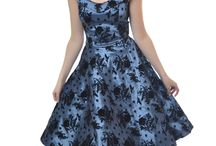 Vintage style Party Dresses / New for this season, gorgeous party dresses great for Christmas!