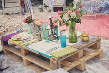 Garten Outdoor Deko Hochzeit Party