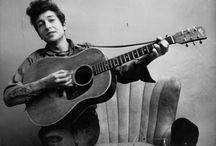 Bob Dylan & friends / by Michael O'brien