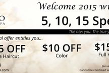 Save in 2015 / Check out our monthly specials! Exclusive to NUVO fans.
