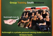 Group Training South Brisbane