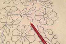 Plantillas dibujos