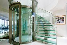 Cam asansör kaplama