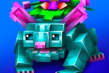 Pixelmon GO catch them all Mod Apk 1.10.58 Mod Cubes Lures